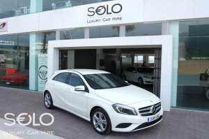 Solo luxury car hire office